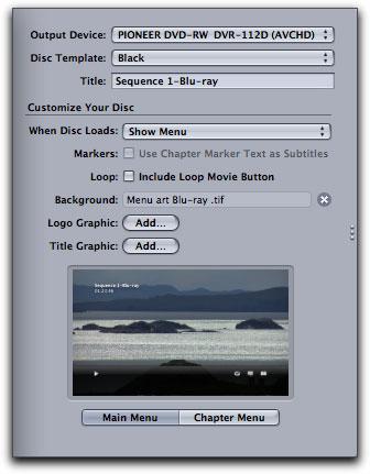 Burn Blu-ray playable discs on a Mac SuperDrive
