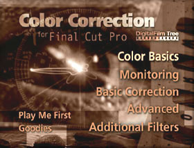 Color Correction for Final Cut Pro