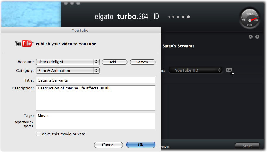 turbo.264 hd activation key for mac