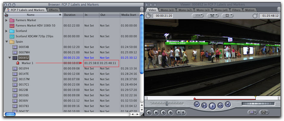 how to make subtitles final cut pro 7