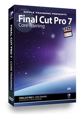 how to zoom in on final cut pro 7
