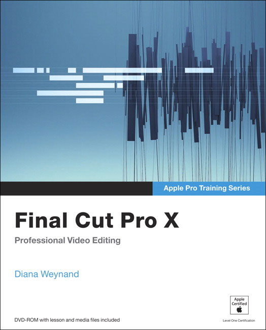 Final Cut Pro X-Apple Training Series