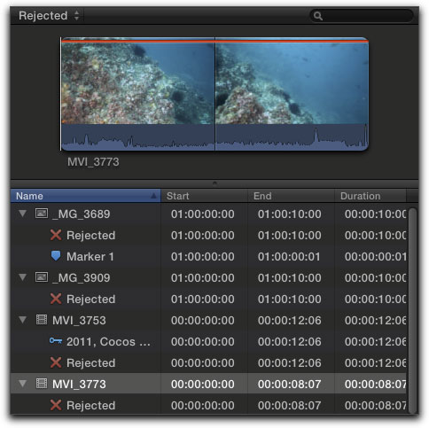 how to remove interlacing final cut pro