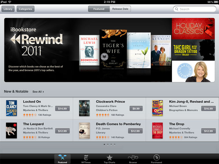 how to delete ibooks from my ipad