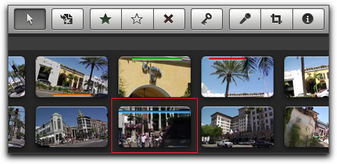 how to add image on top of video in imovie