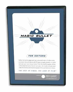 Magic Bullet Editors Vegas - плагин для цвето-коррекции видео имеет в настр