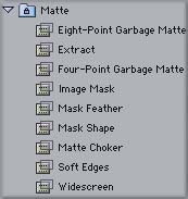 Mattes and Masks in FCP