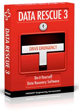 Prosoft data rescue 3 sale