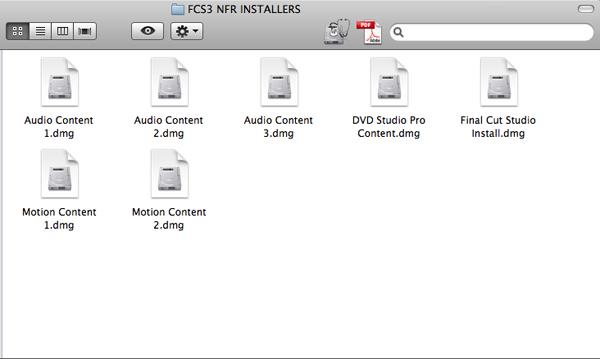Reinstall OS X & Final Cut Studio The Right Way - Part 2