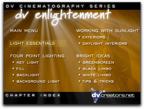 DV Enlightenment Lighting Techniques preview 0