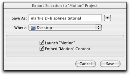 Ripple Motion Tutorials - Fun with B-Splines - Faking 3D