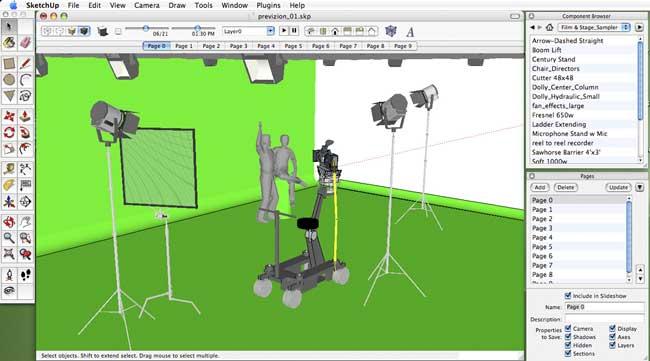 Image Result For Sketchup Keyframe Animation