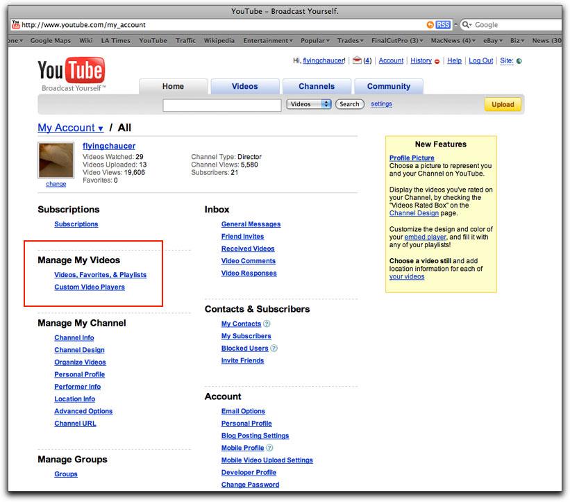 YouTube Encoding: Locked & Reloaded